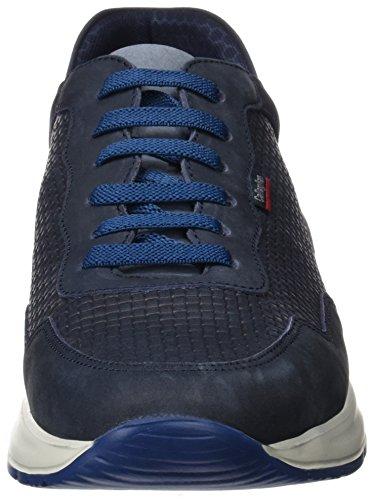 Uomo Oxford Scarpe CALLAGHAN Azul 91304 1 Stringate Blu qWT7vp7
