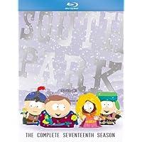 South Park: The Complete Seventeenth Season  [Blu-ray] [Importado]