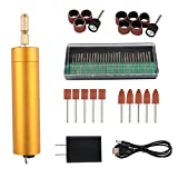 Rotary Tool Kit, Benbo 52 PCS Hand Drill Rotary Accessories Set for Engraving Carving Sanding Polishing