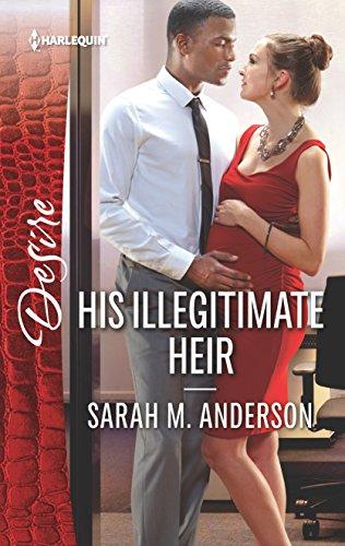 book cover of His Illegitimate Heir