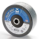 Mercer Industries 333060 Zirconia Flap Disc, High