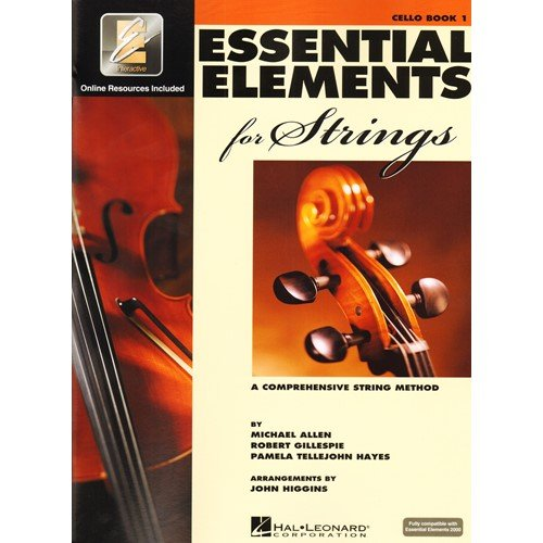 - Essential Elements for Strings - Book 1 with EEi: Cello