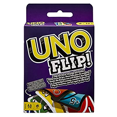 UNO: Flip! - Card Game: Toys & Games