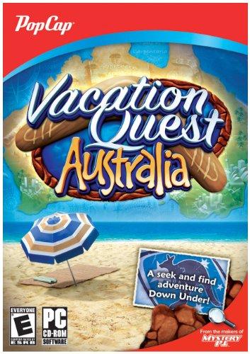 Vacation Quest: Australia - PC (Popcap Games For Pc)