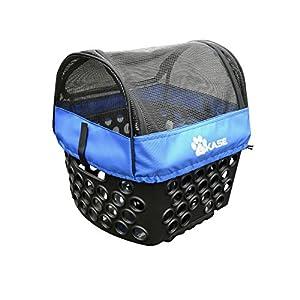 BiKase Dairyman Rear Basket Pet Kit 30