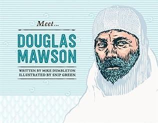 book cover of Meet Douglas Mawson
