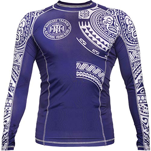 Hardcore Training rash guard mma 2019