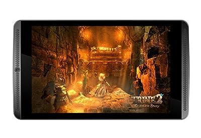 NVIDIA SHIELD 32GB 4G LTE Tablet, Black 8-Inch (AT&T, Unlocked)