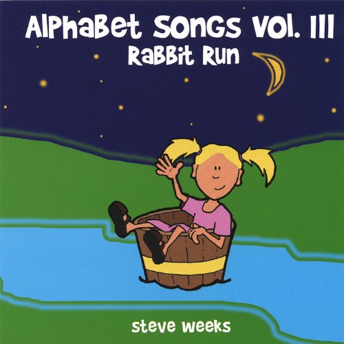Alphabet Songs Vol. III (Rabbit Run)