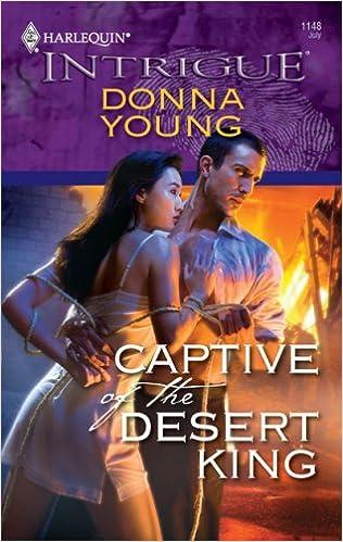 Captive of the Desert King