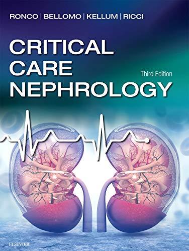 Critical Care Nephrology