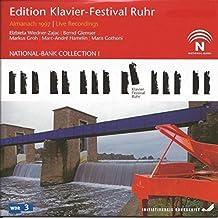 Almanach 1997: Live Recordings (Edition Ruhr Piano Festival Vol. 1 - 8)
