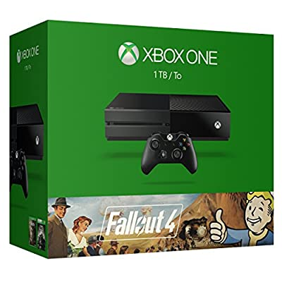 Xbox One 1 TB Console - Fallout 4 Bundle