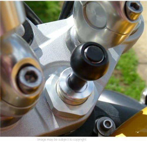 Honda Cbr1000rr Support Moto Tige Fixation T/é de Fourche avec Femme Boule 1 Pouce Amp Adaptateur Sku 14880
