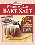 Recipes to Share Bake Sale, Publications International Staff, 1412797977