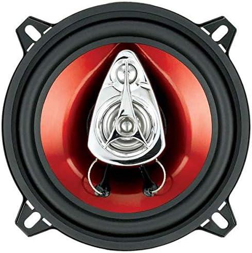 """BOSS CH5530 5.25/"""" 225W Speakers 2 Boss CH6530 6.5/"""" 300W Car Coaxial Speakers"""