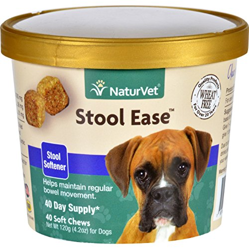 NaturVet Stool Ease maintain movement product image