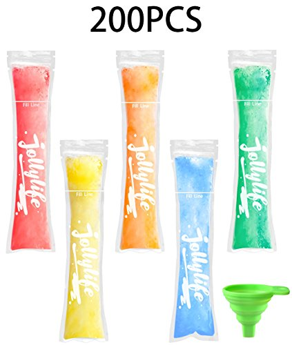 Bags For Ice Pops - 9