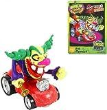 killer klowns figure - Monster 500 Trading Card & Small Car Figure Evil Clownevil