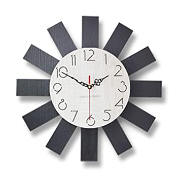 Amazon.de: Ultra Time Empty Wanduhren Wanduhr Wohnzimmer ...