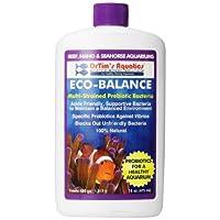 DrTim's Aquatics Eco-Balance Multi-Strained Bacterias probióticas, arrecife y nano 16 oz