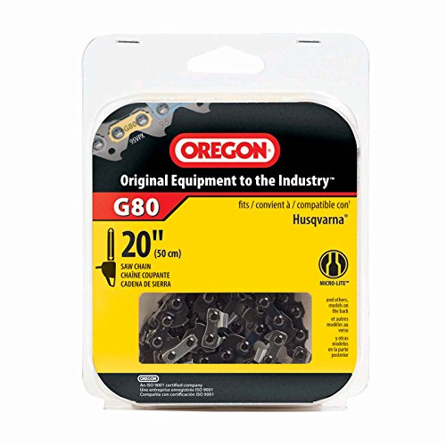 (Oregon G80 SpeedCut 20-Inch Chainsaw Chain, Fits Husqvarna )