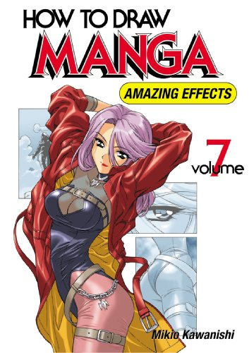 How to draw manga volume 7 how to draw manga