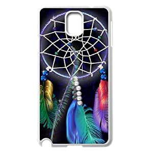 C-EUR Customized Print Dream Catcher Hard Skin Case Compatible For Samsung Galaxy Note 3 N9000