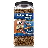Hartz Wardley Premium Koi Food (1 Pack), 2.8 lb