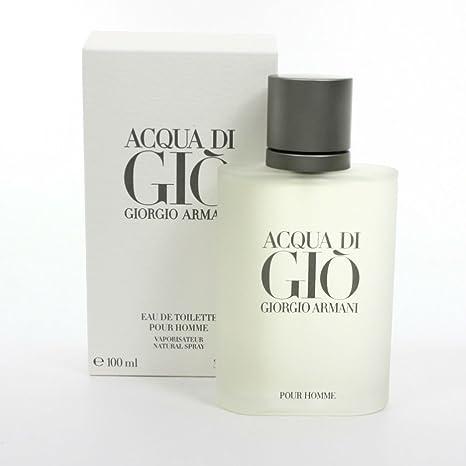 319e17b4924 Buy Giorgio Armani Acqua Di Gio EDT for Men, 100ml Online at Low Prices in  India - Amazon.in