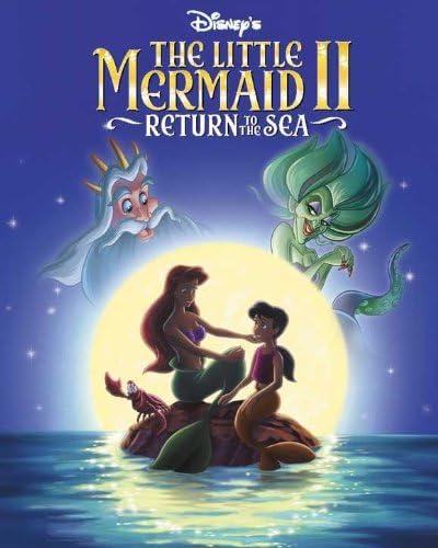 La Petite Sirène 2 : Retour à l'Océan [DisneyToon - 2000]  - Page 11 51yT%2BA6GBdL._AC_