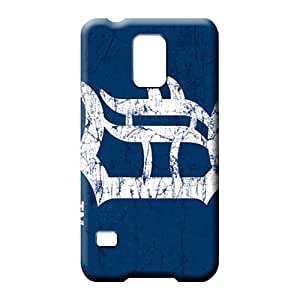 samsung galaxy s5 Shatterproof New Arrival Awesome Look phone carrying covers detroit tigers mlb baseball