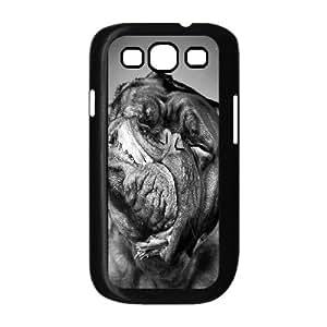 Cute Dog Phone Case For Samsung Galaxy S3 i9300 [Pattern-1] Kimberly Kurzendoerfer