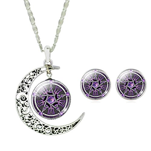 List of the Top 10 witch necklace and earrings you can buy in 2019