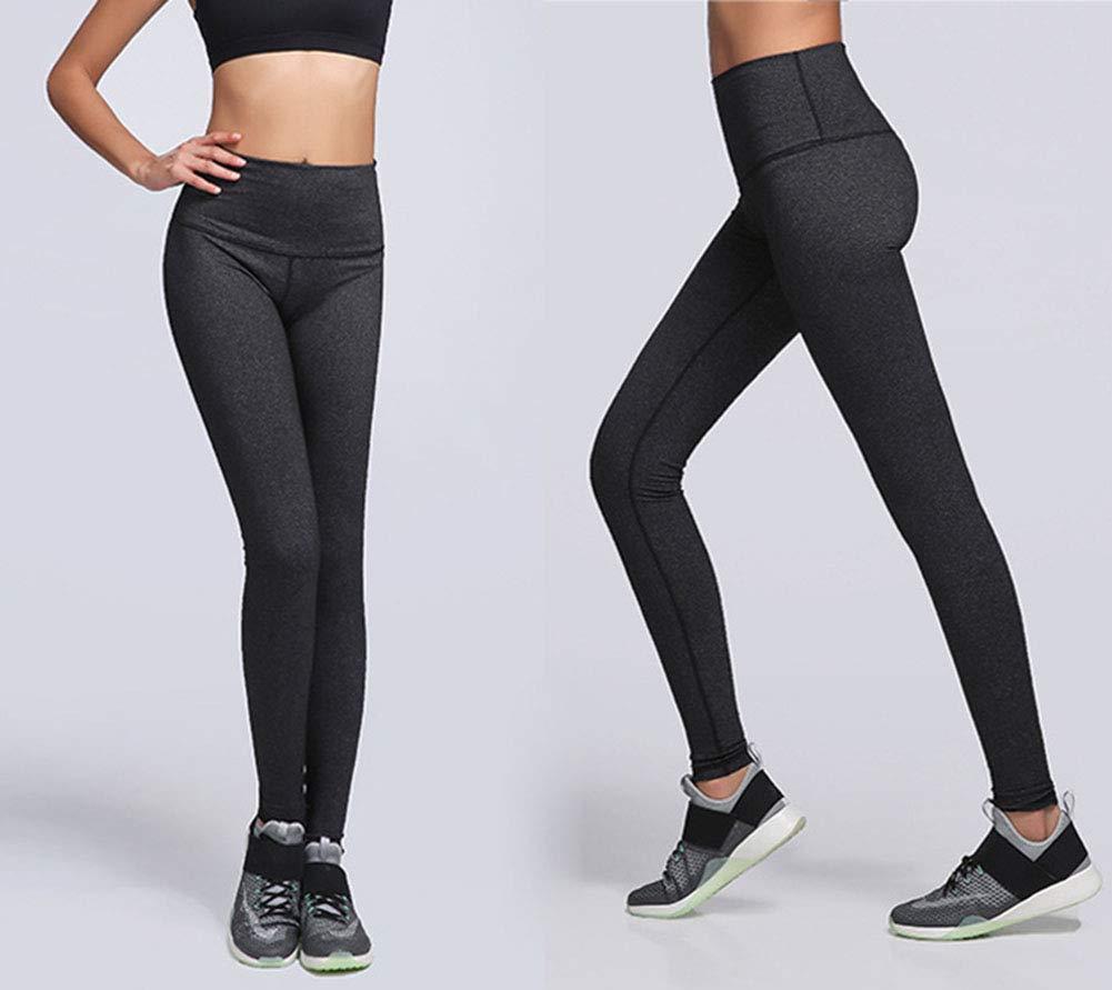 d80a45b4181f7 Amazon.com: Imzoeyff Women's Fitness Tights Yoga Pants Fashion Slim Hips  Sports Fitness Thin Skinny High Waist Yoga Trousers Simple and  Generous,EU10: ...