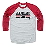 This T.J. McFarland Baseball Tee - Unisex Adult is the perfect addition to any Arizona Baseball fan's wardrobe!About: This Premium Triblend Baseball T-Shirt is the perfect garment that bridges the weather between the Summer and Fall months! Versatili...