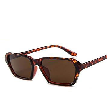 sijiaqi Nuevas Gafas de Sol cuadradas de última Moda Trend ...