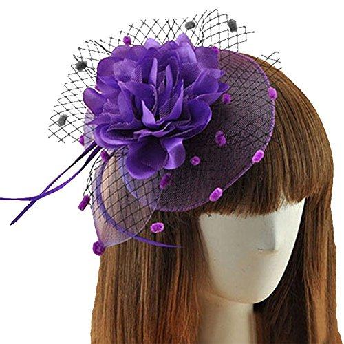 Mardi Gras Headpiece - 3