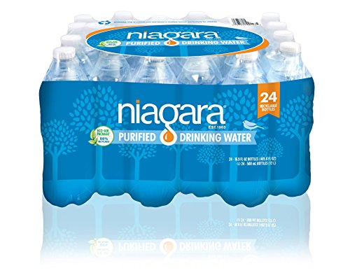 A Full Truck Load of Niagara 05L, 24pk Drinking Water. 19 Pallets each with 84 cases.