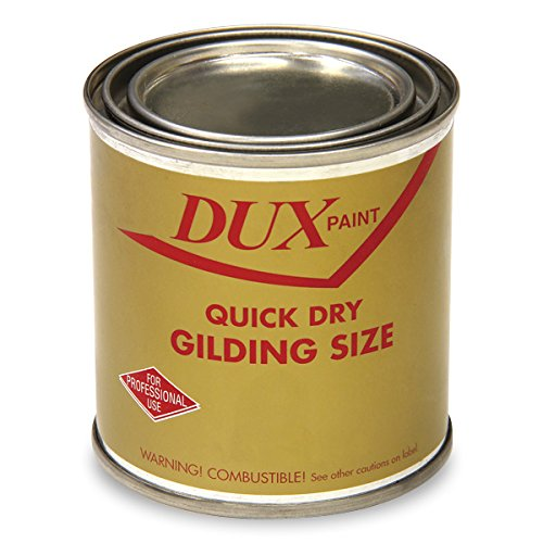 Amazon.com: DUX Quick Dry Oil-Based Gilding Size (1/2-Pint): Home & Kitchen