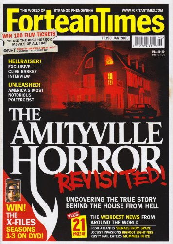 Fortean Times #190 January 2005