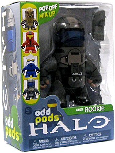 Halo 3 McFarlane Toys Odd Pods Series 2 Stylized Figure ODST: The Rookie ()