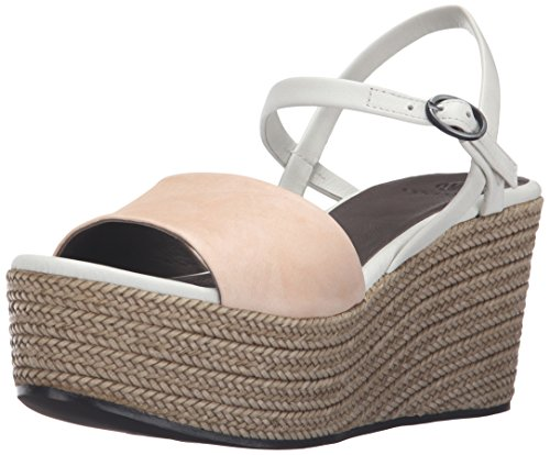 Coclico Women's Rose Wedge Sandal - Apache Blush/Ball Clo...