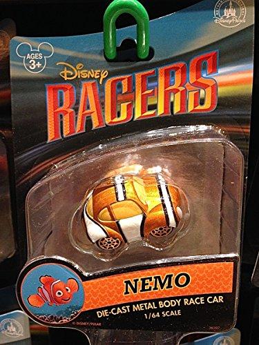 Disney Nemo Car (Disney Park Racer Finding Nemo Diecast Model Car Racers NEW)