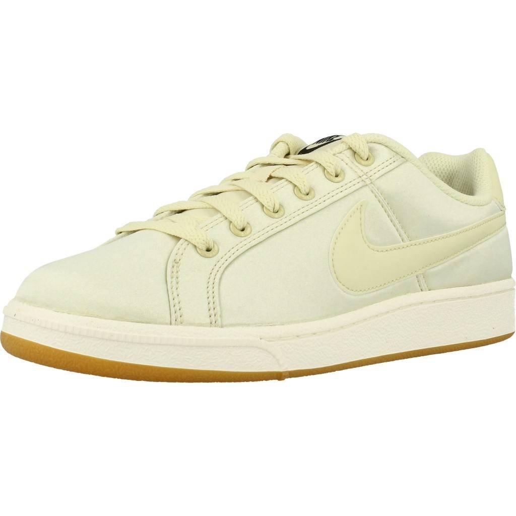 Nike Calzado Deportivo Para Mujer, Color Gold, Marca, Modelo Calzado Deportivo Para Mujer Court Royale Se Gold 41 EU|Gold