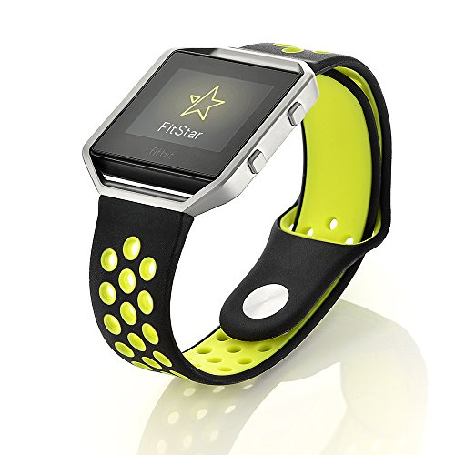 EloBeth Silicone Replacement Fitness Yellow Small