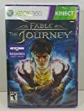 XBOX 360 GAME FABLE: THE JOURNEY KINECT BRAND NEW & FACTORY SEALED