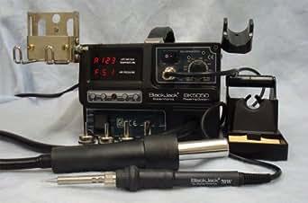 Estación de recambio de aire caliente para desoldar (70 W) planchas de soldadura BK 5050