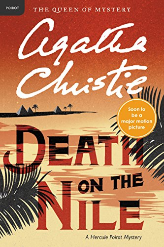 Death on the Nile: Hercule Poirot Investigates (Hercule Poirot series Book 17) cover