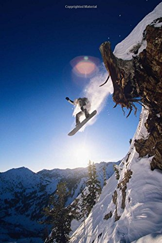 Download A Snowboarder Catching Air Extreme Sports Journal: 150 Page Lined Notebook/Diary pdf epub